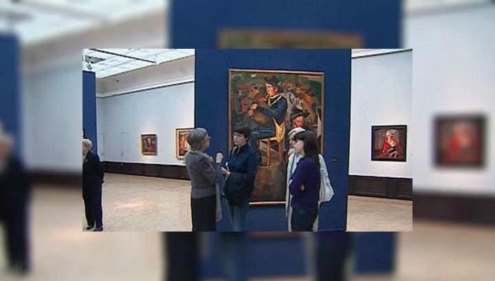 В Москве открывается выставка знаменитого художника-авангардиста