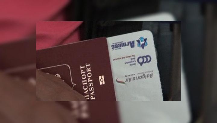 В Санкт-Петербург из Варны прибыл спецрейс с российскими туристами