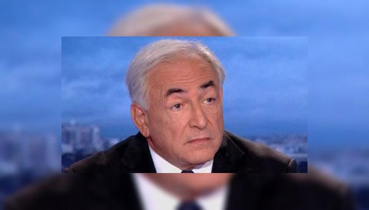 Французская журналистка отказалась от иска к Стросс-Кану