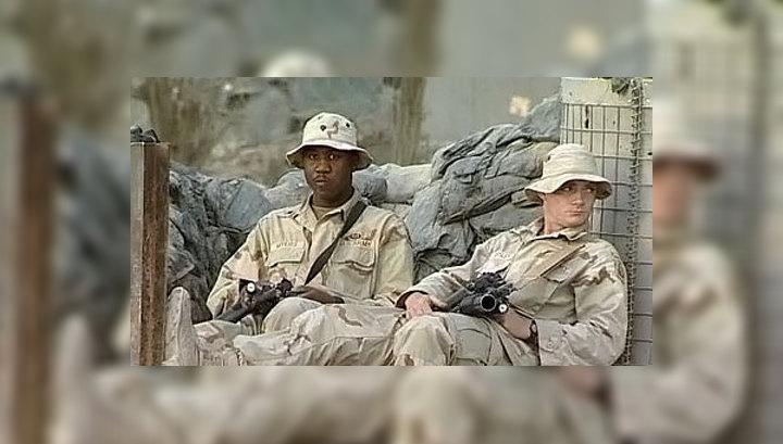 Американская армия больше не стесняется геев и лесбиянок