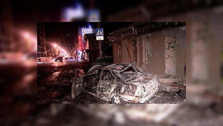 В Махачкале прогремела серия взрывов