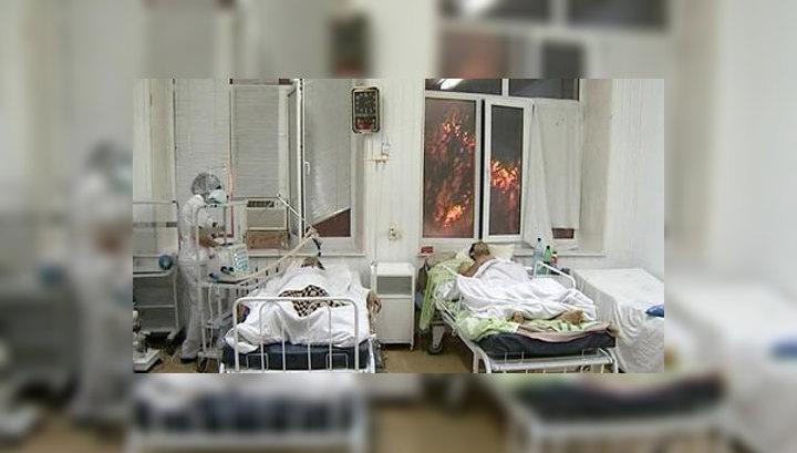 Взрывы в Махачкале: раненых не будут перевозить в Москву