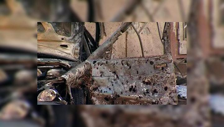 Личности террористов, взорвавших машину в Дагестане, установлены