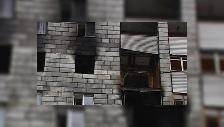 Взрыв газа в Екатеринбурге: один погибший, восемь человек пострадали