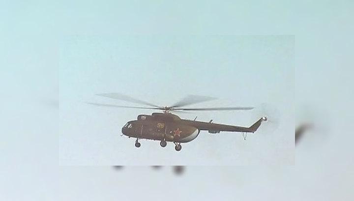 Разбившийся в Ханкале вертолет принадлежал пограничникам