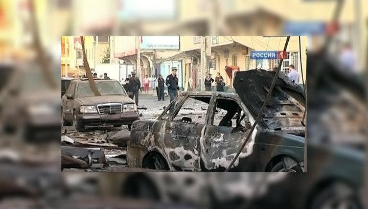 Взрыв в Махачкале: на боевиков вышли по горячим следам