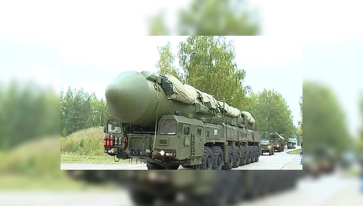 """Тейковское ракетное соединение вооружили комплексом """"Ярс"""""""
