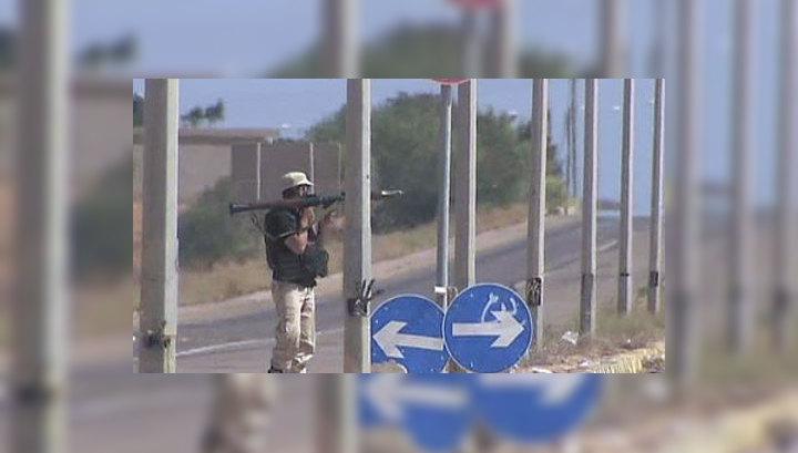 ПНС Ливии просит НАТО продлить срок операции