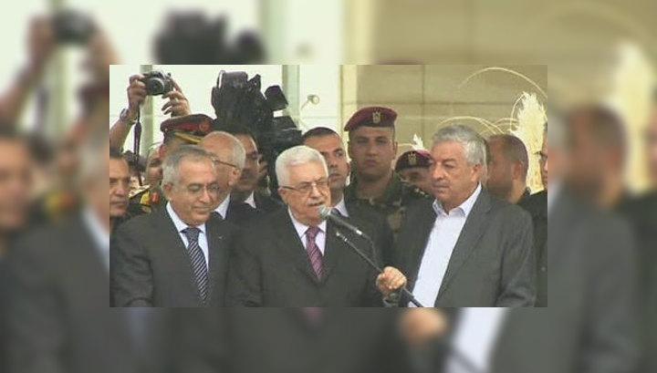 СБ ООН рассмотрит заявку о признании независимости Палестины
