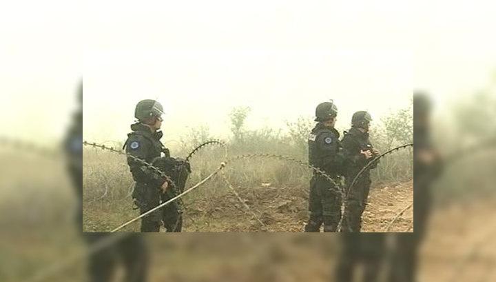Миротворцы KFOR применили силу: пострадали 20 человек