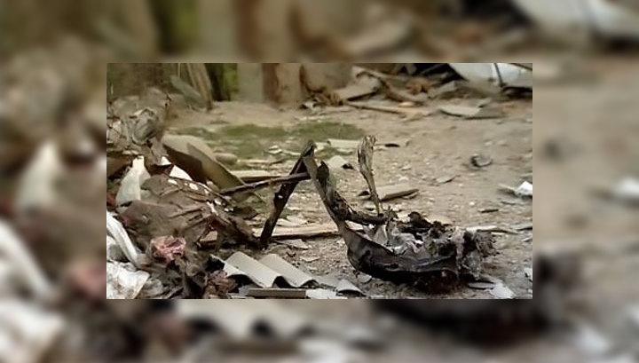 Теракт в Дагестане: мощность бомбы составила 20 кг тротила