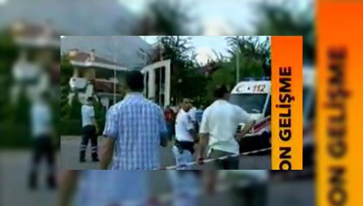 В Анталье подорвался террорист-смертник