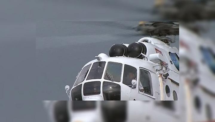 В Магаданской области пропал вертолет с пожарными
