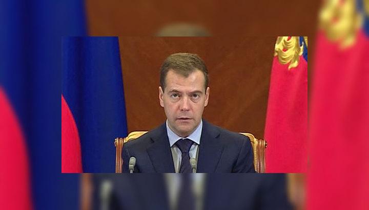 Медведев потребовал отчета о проверках в ЖКХ за два года