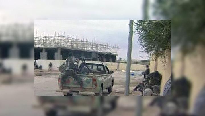 Войска ПНС потерпели неудачу в Сирте