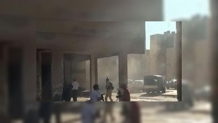 Битва за Триполи продолжается