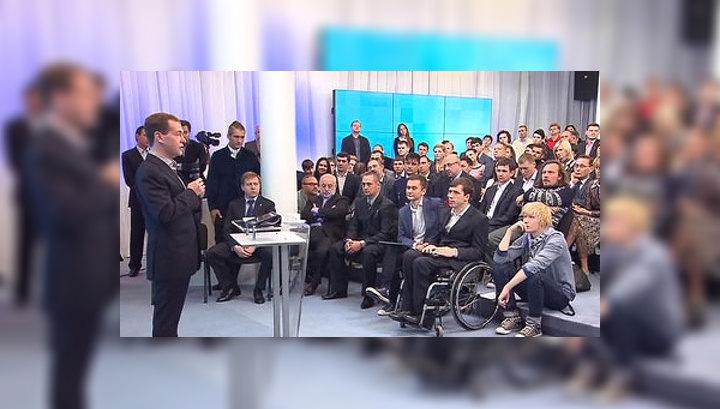 Медведев: следующее правительство России будет абсолютно новым