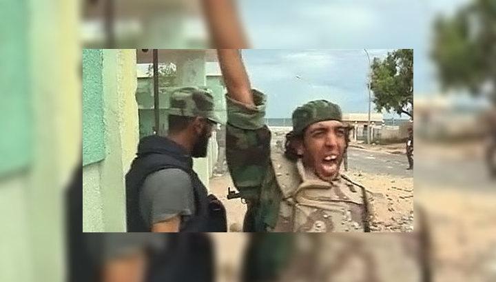 Войска ПНС Ливии штурмуют Сирт