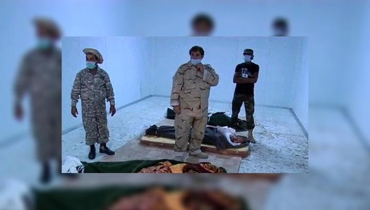 Каддафи убили с ведома Саркози