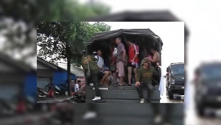 Природные катаклизмы терзают мир - от Таиланда до Чили