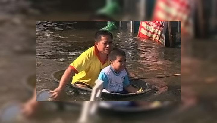 Наводнение в Таиланде: в списках погибших уже 437 человек
