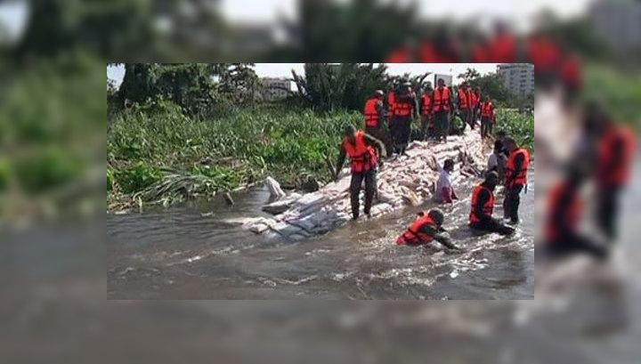 Наводнение в Таиланде: погибли более 500 человек