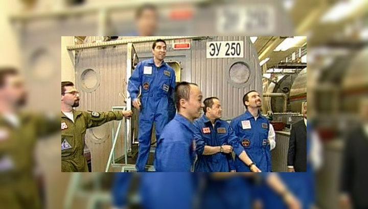 """520 дней """"полета на Марс"""" закончились"""