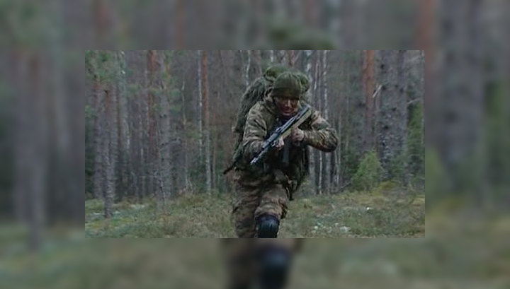 Спецназ ГРУ - в постоянной боевой готовности