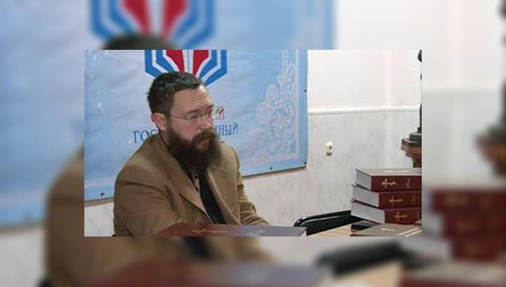 Герман Стерлигов привез в Смоленск раритетный исторический документ