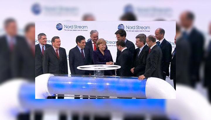 """Медведев: """"Северный поток"""" – новая страница партнерства России и ЕС"""