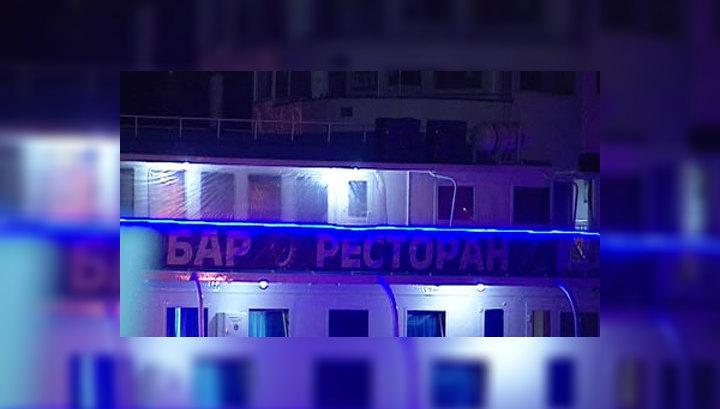 Один человек пострадал при пожаре на теплоходе в Москве