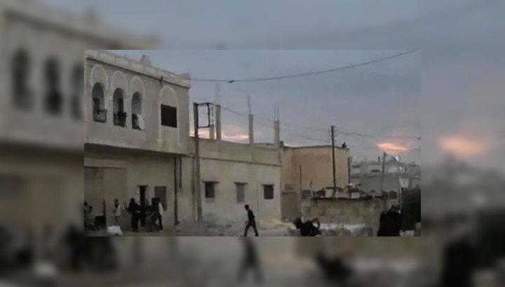 Сирийские дезертиры напали на здания разведки в Дамаске