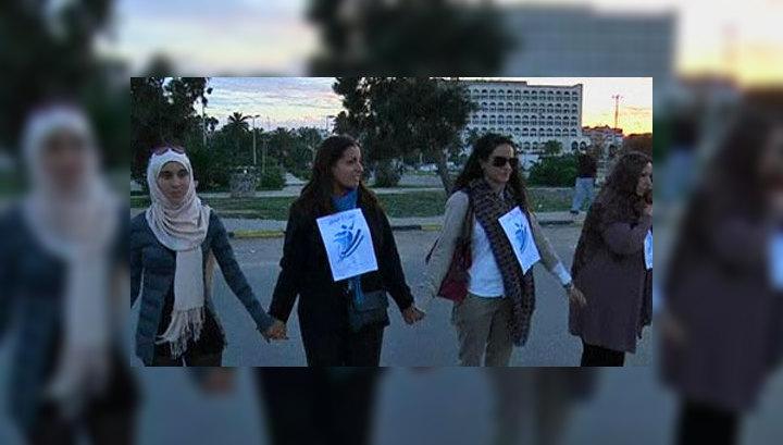 Ливийцы требуют вывести войска ополченцев из Триполи