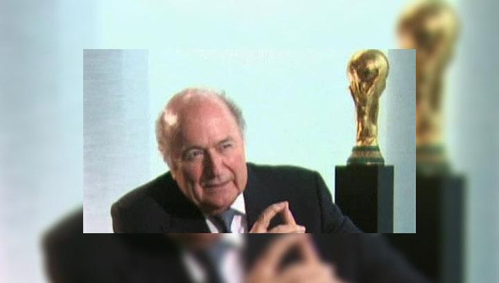 Премьер Британии рекомендовал главе FIFA уйти в отставку