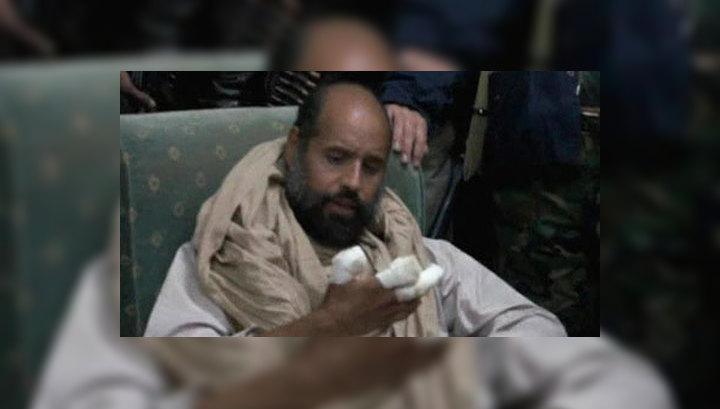Здоровье сына Муамара Каддафи находится под угрозой