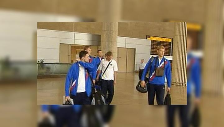 Футбол: определились соперники россиян в борьбе за путевку на ЧМ-2014