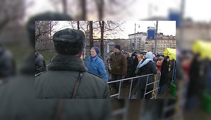 Пояс Пресвятой Богородицы покинет Москву в 4 утра понедельника