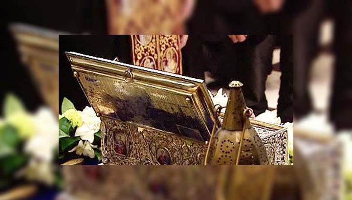 Патриарх: память о Поясе Богородицы останется в сердцах многих россиян
