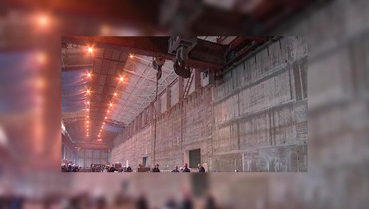 В Красноярском крае завершается строительство Богучанской ГЭС