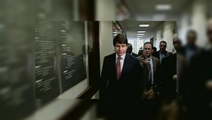 Бывший губернатор Иллинойса отправился в тюрьму