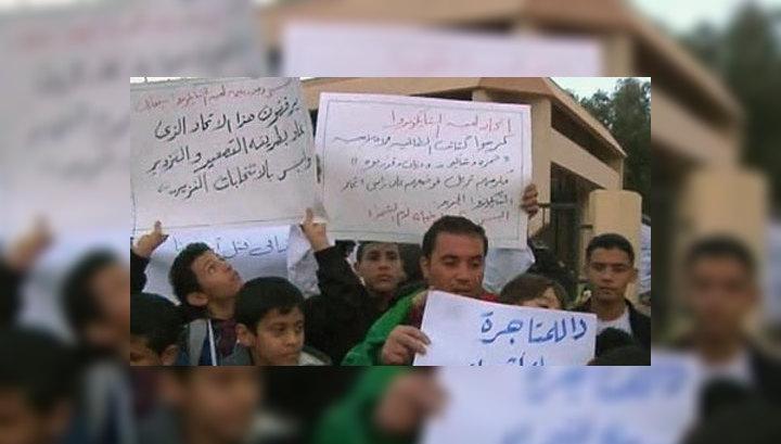 В Бенгази около 30 тысяч человек выступили против новых властей Ливии
