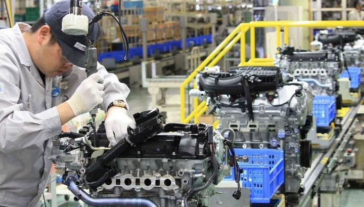 bridgeton industry automotive component fabrication