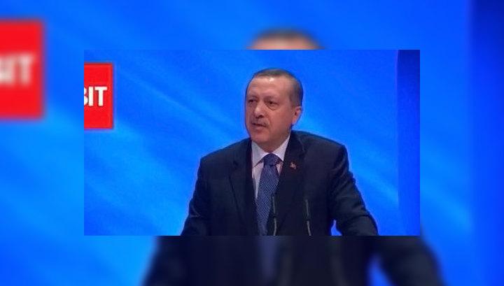 Человеком года по версии журнала Time стал турецкий премьер Эрдоган