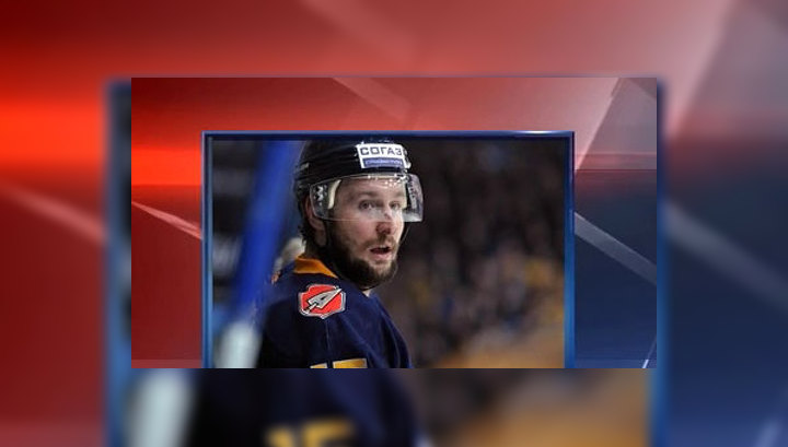 Хоккеист Мусатов избил водителя автобуса