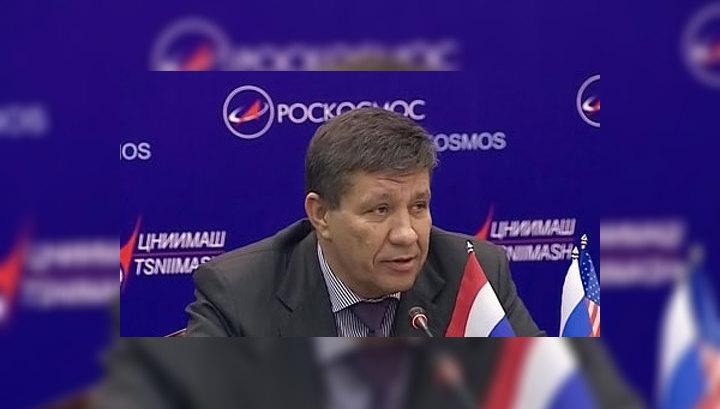 "Поповкин: ""Меридиан"" упал из-за отказа в двигателе"