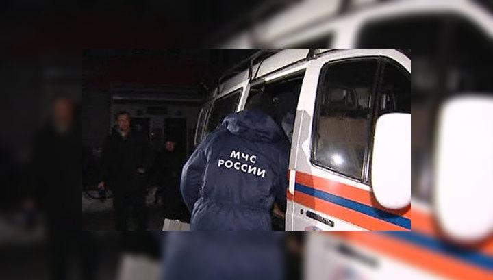 """Под Новосибирском продолжаются поиски обломков """"Меридиана"""""""