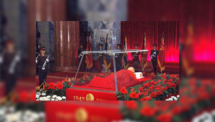 Тело Ким Чен Ира сохранят для потомков