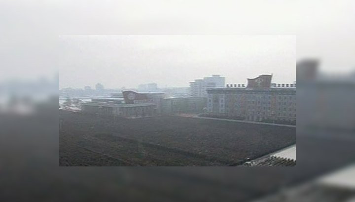 Сограждане провожают Ким Чен Ира в последний путь