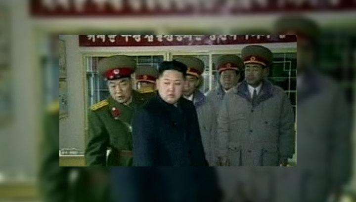 Ким Чен Ын попросил США помочь с продовольствием