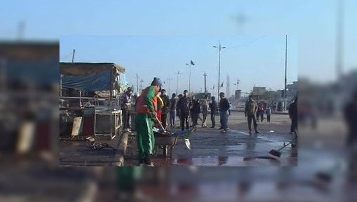 Взрывы в Багдаде: количество жертв возросло